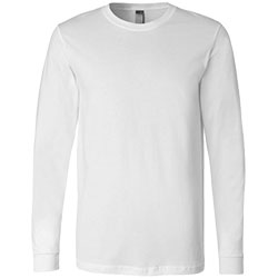 Canvas Unisex Long Sleeve T-Shirt - Adult