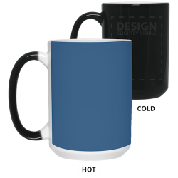 Color Changing Mug 15 oz.