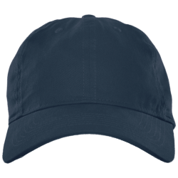 Twill Unstructured Dad Cap