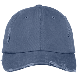 District Distressed Dad Cap