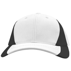 Sport-Tek Youth Mid-Profile Colorblock Cap