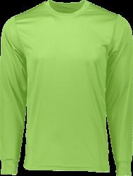 Augusta Mens LS Wicking T-Shirt