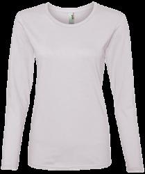 Anvil Ladies' Lightweight LS T-Shirt