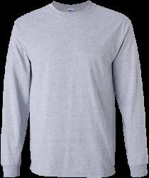 Gildan Unisex LS Ultra Cotton T-Shirt