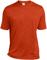Sport-Tek Heather Dri-Fit Moisture-Wicking T-Shirt