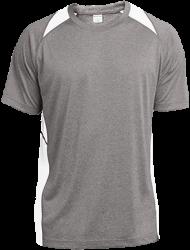 Sport-Tek Youth Colorblock Performance T-Shirt