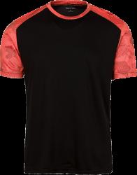 Sport-Tek Youth CamoHex Colorblock T-Shirt